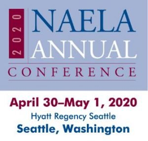 NAELA Annual Conference (this event has been cancelled due to COVID-19) @ Hyatt Regency Seattle